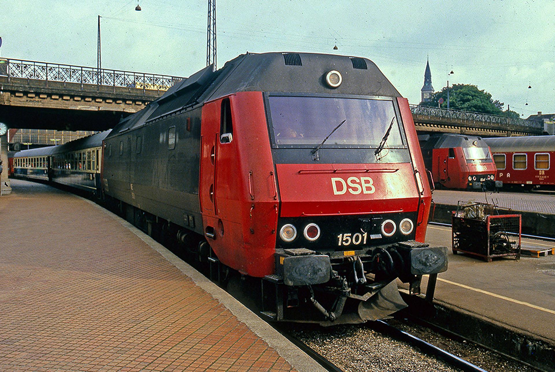 Danska diesellok poppis i Sverige