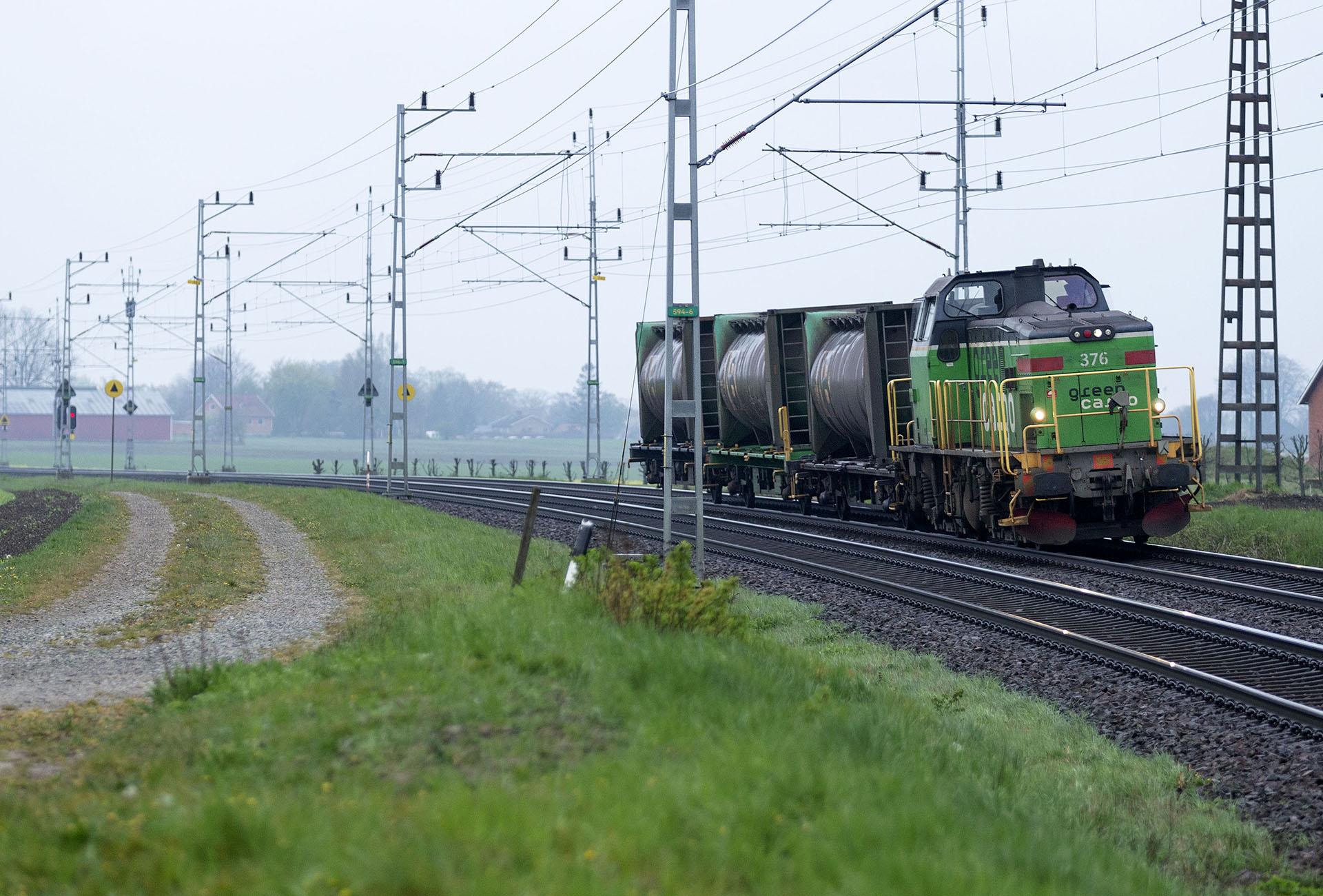 Långt till vinst för Green Cargo