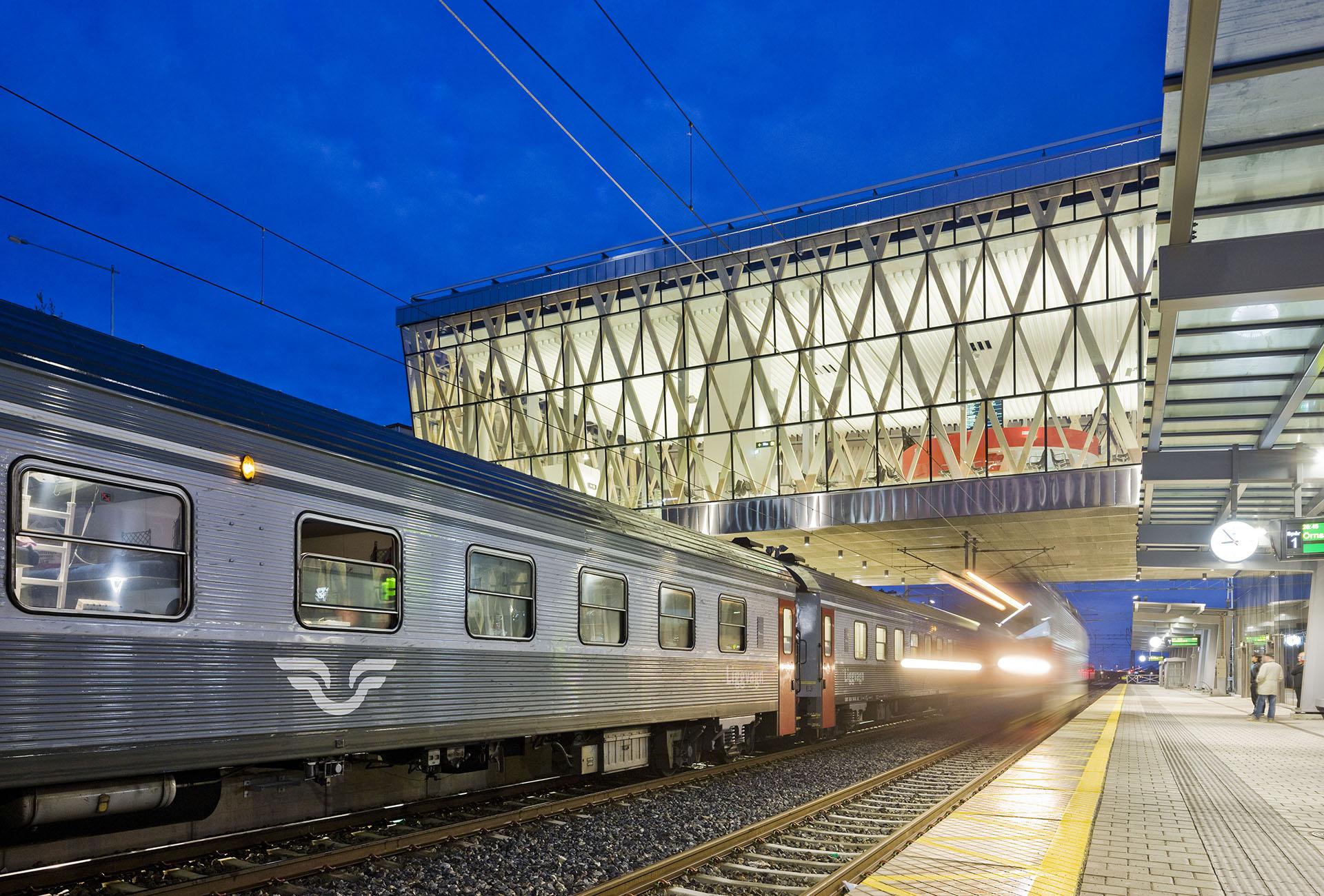 SJ kör nattåg Göteborg – Umeå