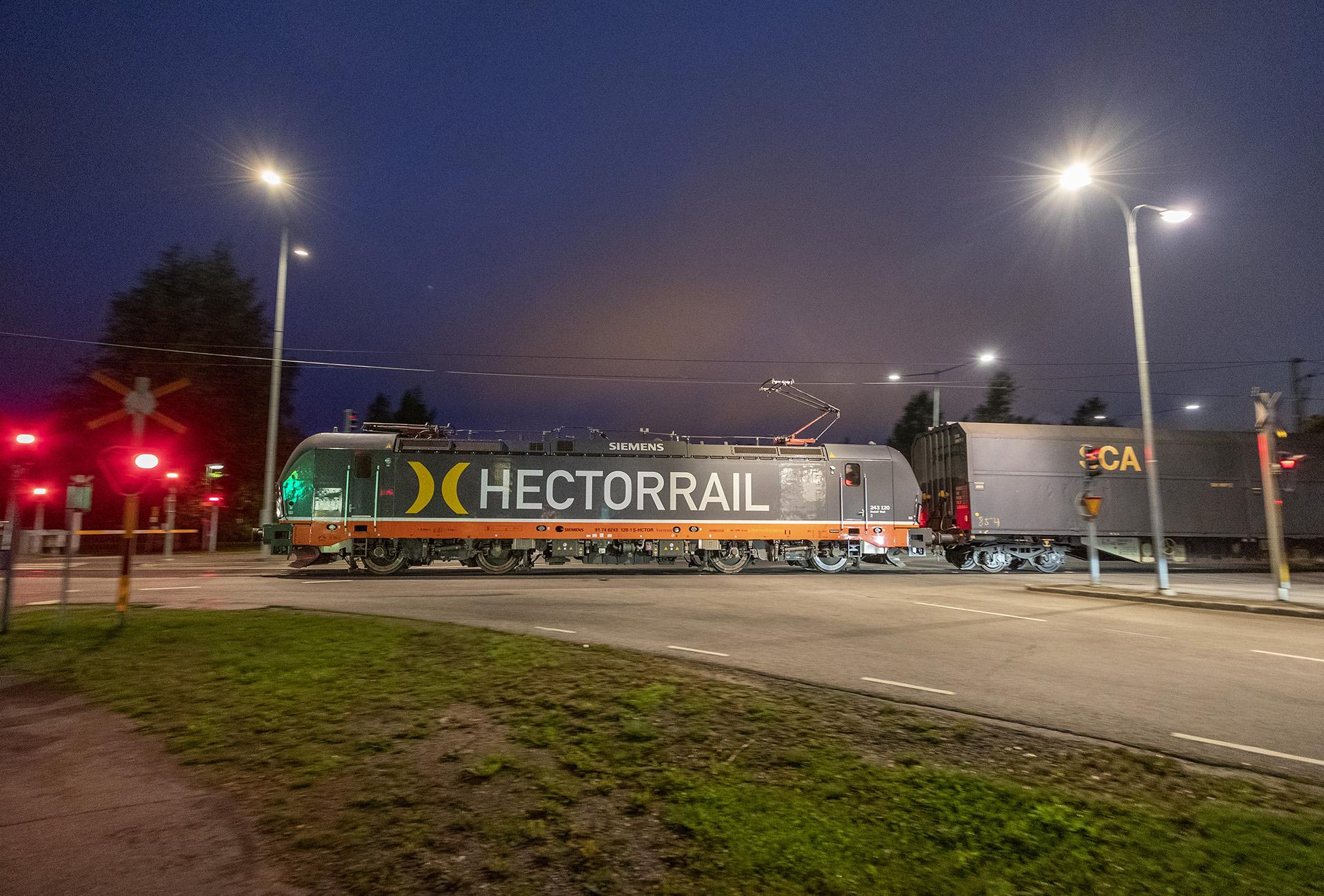 EQT säljer Hector Rail