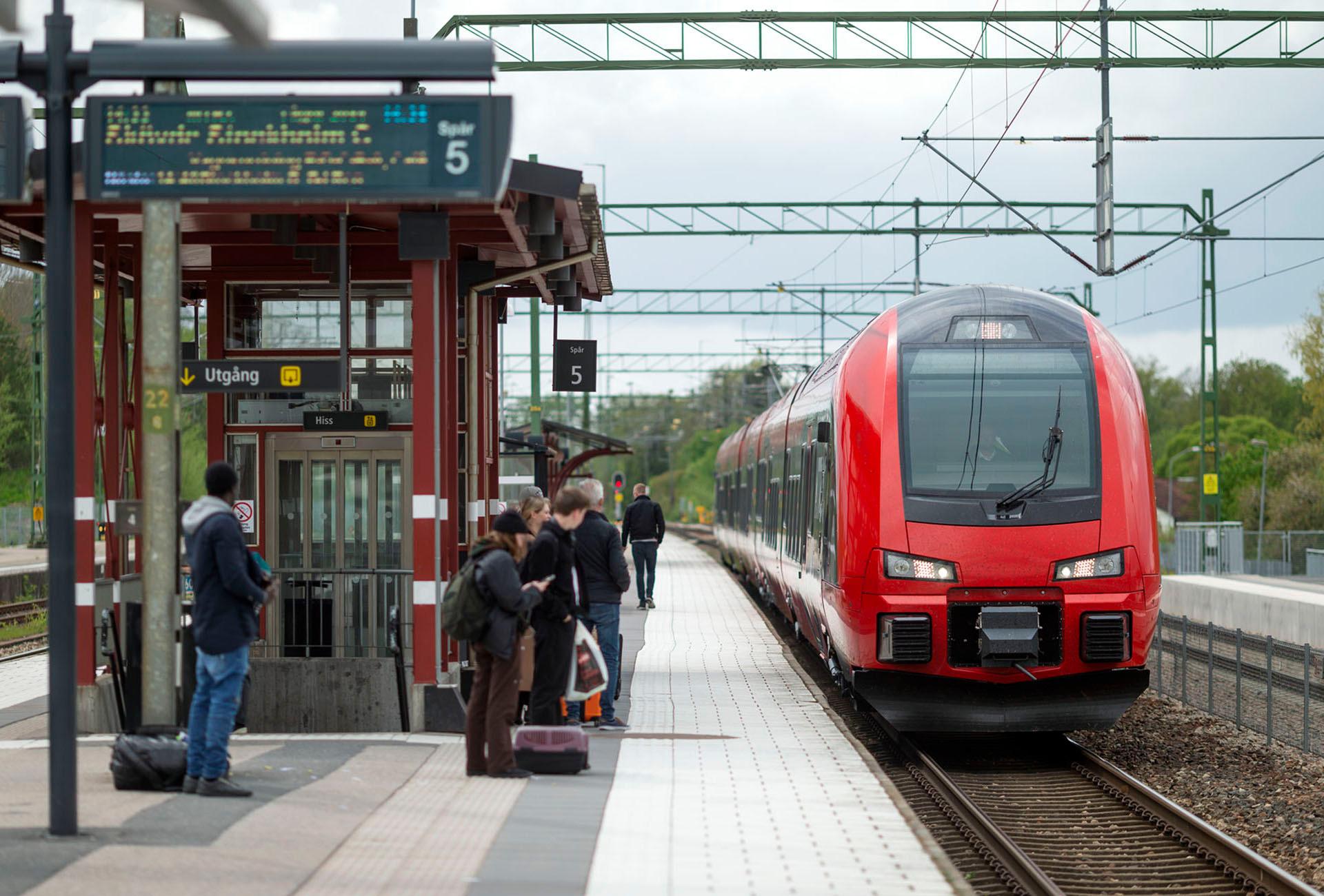 Fler tåg när restriktioner avskaffas