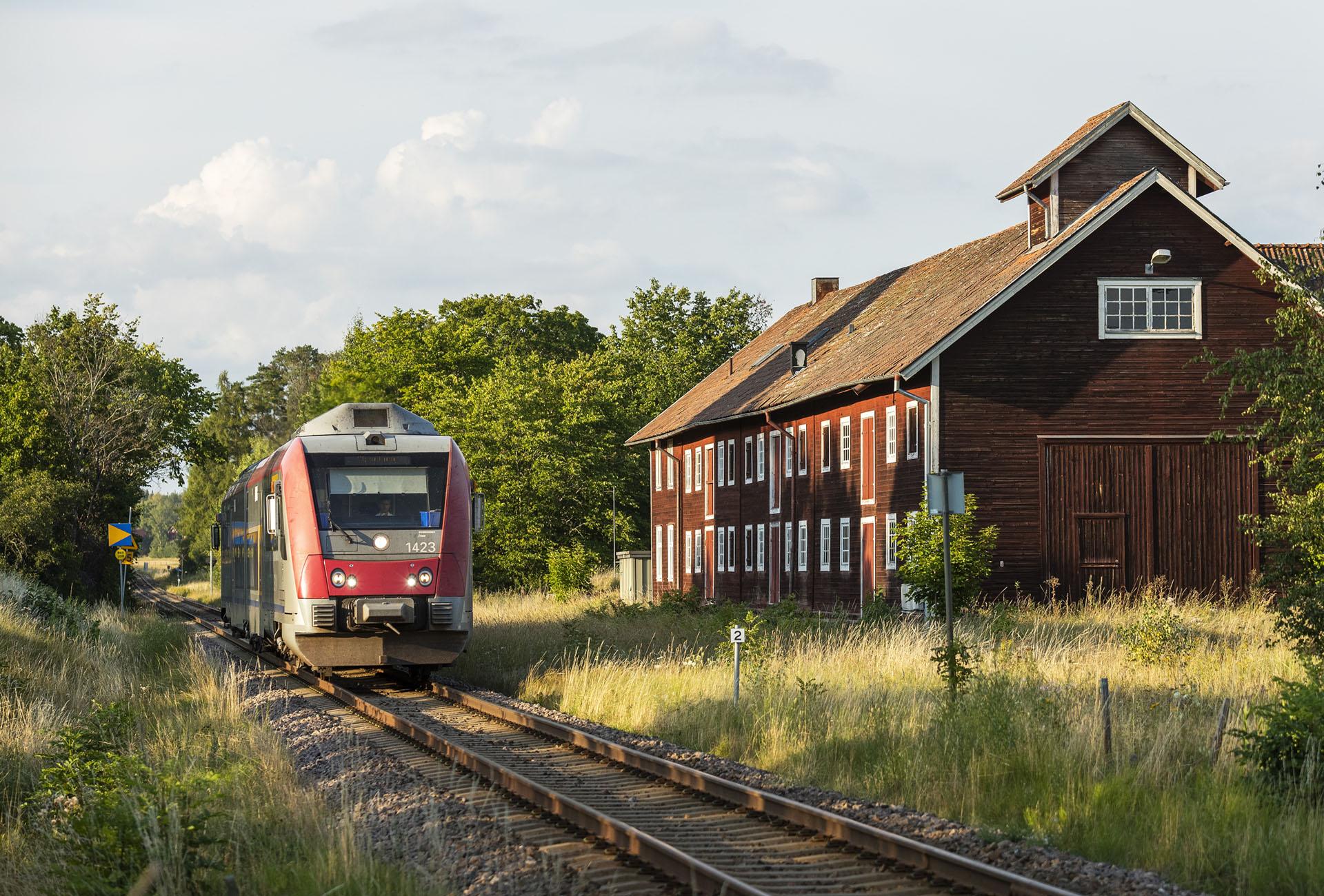Rekord i inställda tåg