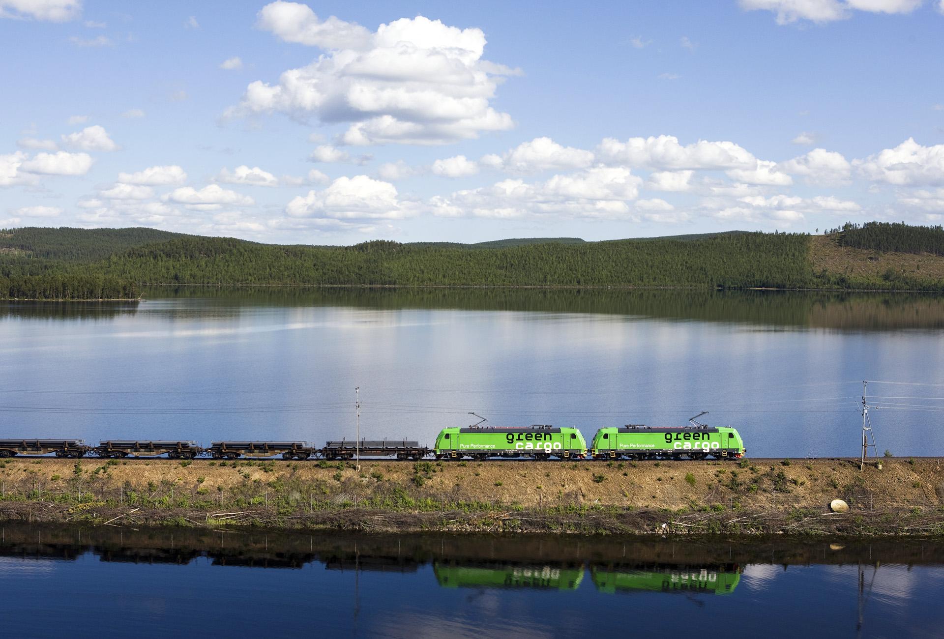 1,4 miljarder kr till Green Cargo
