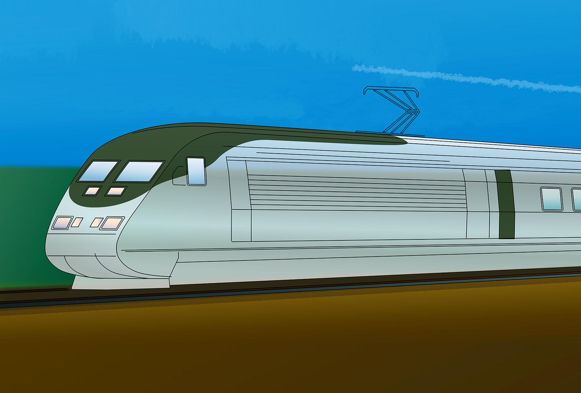 Nya X2000 fyra år försenad